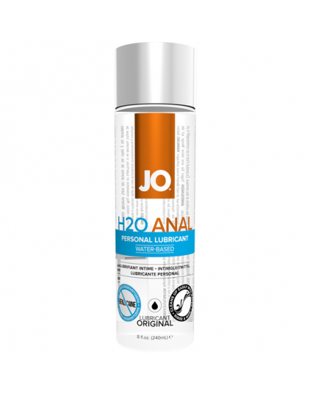 jLUBRICANTE ANAL H2O VIBRASHOP