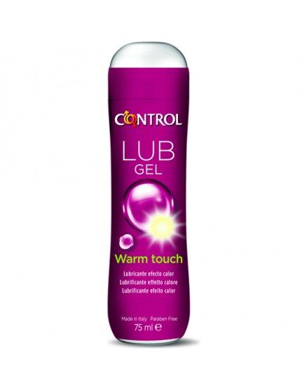 CONTROL LUBRICANTE WARM TOUCH 75ML VIBRASHOP