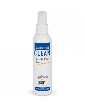 HOT CLEAN SPRAY LIMPIADOR 150 ML. VIBRASHOP