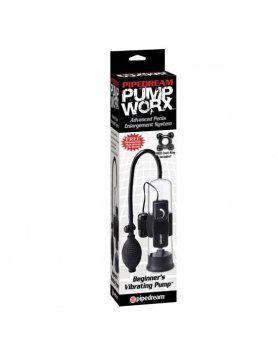 pump worx bomba de succion vibradora para principiantes VIBRASHOP