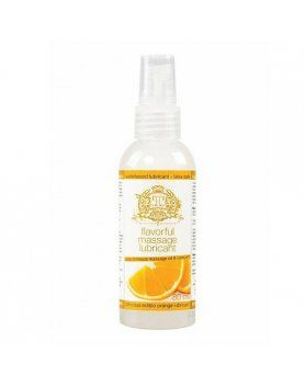 LUBRICANTE NATURAL NARANJA TOUCHE VIBRASHOP
