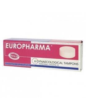 EUROPHARMA TAMPONES (6 Unid) VIBRASHOP