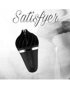 SATISFYER LAYONS SWEET TEMPTATION - NEGRO VIBRASHOP