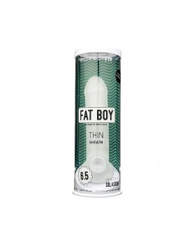 FAT BOY THIN 18CM VIBRASHOP