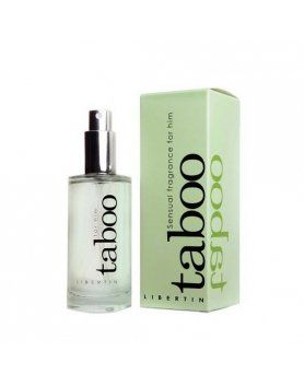 taboo libertin perfume con feromonas para el VIBRASHOP