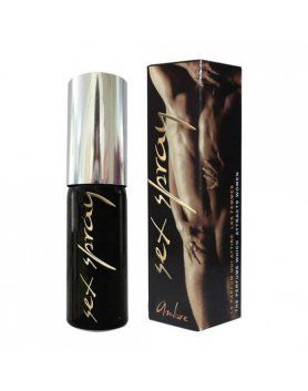 sex spray perfume de feromonas para hombre VIBRASHOP