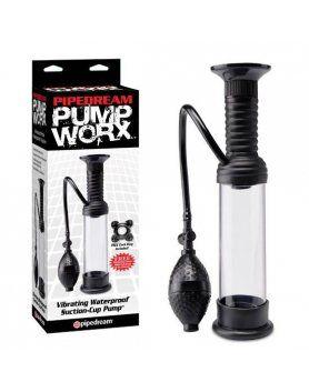 DESARROLLADOR DE PENE PUMP WORX - VIBRATING WATERPROOF