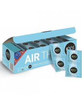 EXS AIR THIN - SIN OLOR - 144 PACK VIBRASHOP