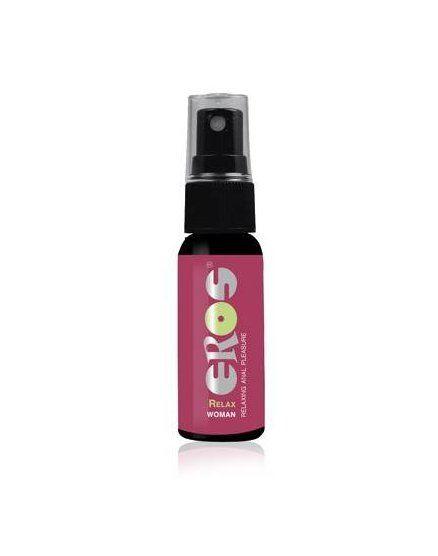 eros relax spray relajante anal para mujer VIBRASHOP