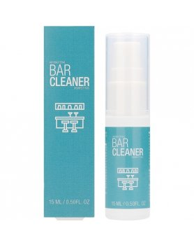ANTIBACTERIAL BAR CLEANER - DISINFECT 80S - 15ML VIBRASHOP
