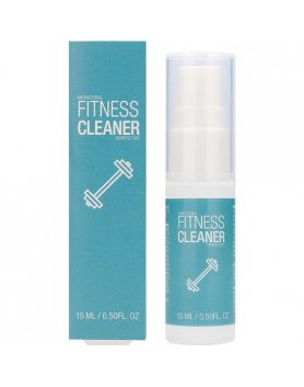 ANTIBACTERIAL FITNESS CLEANER - DISINFECT 80S - 15ML VIBRASHOP
