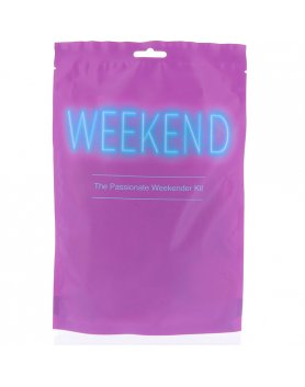 THE PASSIONATE WEEKEND KIT VIBRASHOP