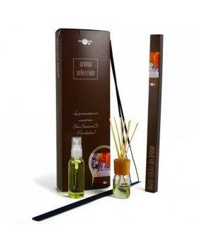 sensaciones aroma seleccion miel de azahar y lavanda VIBRASHOP