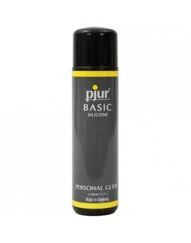 pjur basic lubricante silicona 250 ml VIBRASHOP