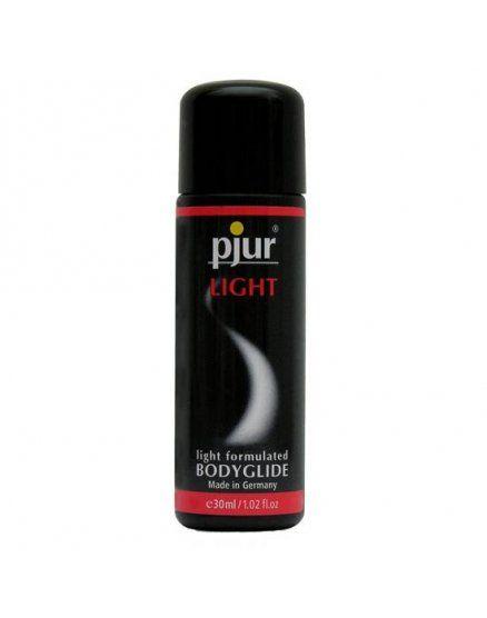 pjur light lubricante silicona 30 ml VIBRASHOP