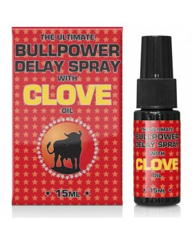 BULL POWER CLOVE SPRAY RETARDANTE (15ML) VIBRASHOP