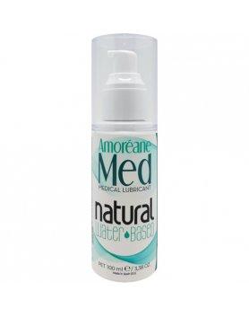 AMOREANE MEDICAL LUBRICANTE NATURAL 100ML VIBRASHOP