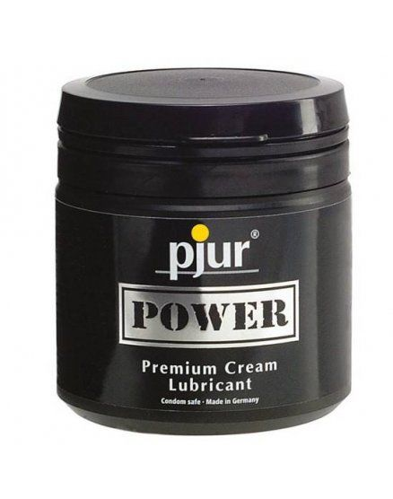 PJUR POWER CREMA LUBRICANTE PERSONAL 150 ML VIBRASHOP