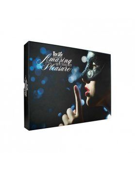 AMAZING PLEASURE KIT DE JUGUETES SEXUALES