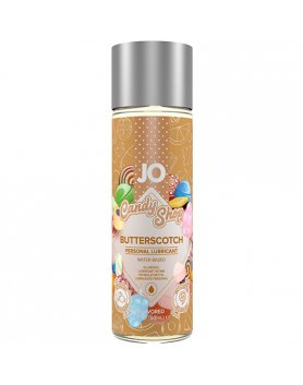 SYSTEM JO - CANDY SHOP H2O LUBRICANTE BUTTERSCOTCH 60 ML VIBRASHOP