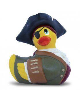 pato vibrador pirata de viaje VIBRASHOP