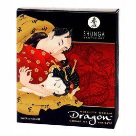 shunga dragon crema potenciadora de la ereccion VIBRASHOP