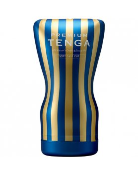 TENGA - PREMIUM SOFT CASE CUP VIBRASHOP