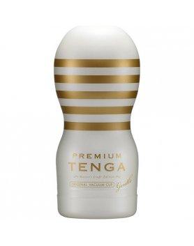 TENGA - PREMIUM ORIGINAL VACUUM CUP GENTLE VIBRASHOP