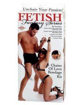 ATADURAS BONDAGE LOVE FETISH FANTASY SERIES VIBRASHOP