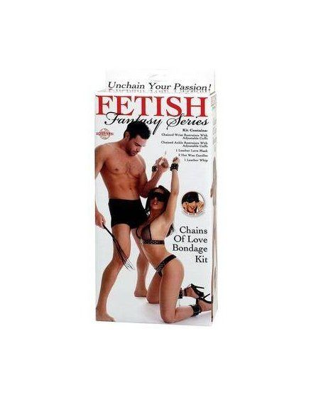 ATADURAS BONDAGE LOVE FETISH FANTASY SERIES VIBRASHOP