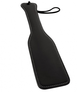 VIBRASHOP BDSM paleta-azotadora-renegade-negro