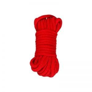 Vibrashop BDSM secret-play-cuerda-bondage-roja-10m