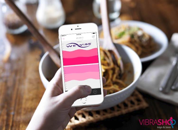 marca We Vibe Vibradores mando a distancia