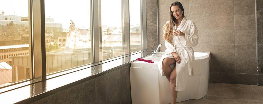 juguetes eróticos para la ducha