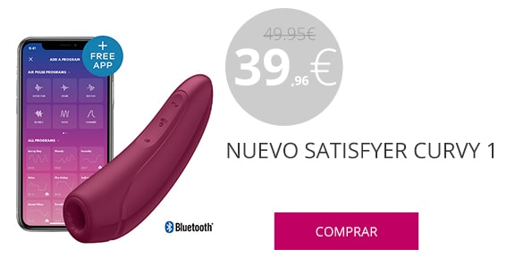 Satisfyer curvy 1