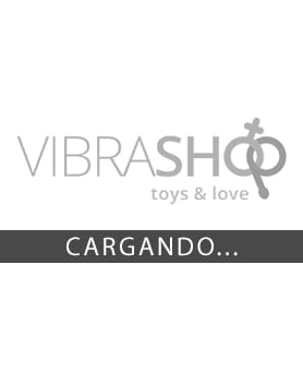 male power suspensorio satinado negro VIBRASHOP